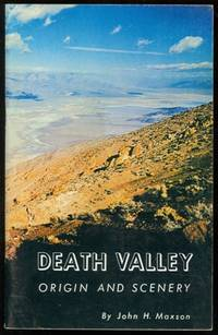 Death Valley: Origin and Scenery