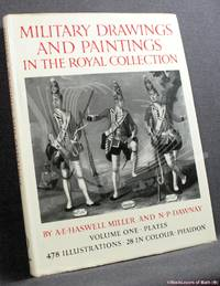 image of Military Drawings and Paintings in the Collection of Her Majesty the Queen Volume One: Plates