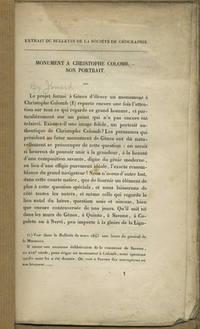 Paris: Imprimerie Bourgogne et Martinet, 1845. Offprint. Marble paper wrappers. A very good copy wit...