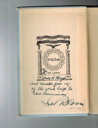 The Story of the Constitution by  Sol Bloom - Signed First Edition - 1937 - from Dale Steffey Books (SKU: 004603)