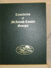 Cemeteries of McIntosh County Georgia
