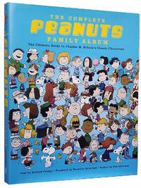 image of The Complete Peanuts Family Album: The Ultimate Guide to Charles M. Schulz's Classic Characters