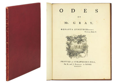Odes by Mr. Gray.
