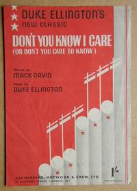 Don't You Know I Care (Or Don't You Care To Know)