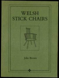 Welsh Stick Chairs Signed by Brown