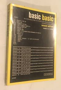 Basic BASIC: An introduction to computer programming in BASIC language Hayden computer programming series