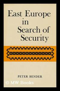 image of East Europe in Search of Security; Translated from the German by S. Z. Young