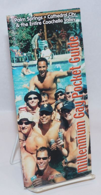 Palm Springs: JW Marketing Concepts, 1999. 61p., 4x9 inches, ads, businesses, restaurants, motels, m...