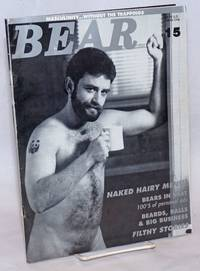 Bear Magazine: Masculinity...without the trappings; Issue 15