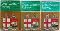 "History of the Great Western Railway: (three (3) volume set)- volume (1) one 1833 - 1863, volume (2) two 1863 - 1921, volume (3) three 1923 - 1948  -complete 3 volume set ""History of the Great Western Railway"" -(hard covers in dust jackets) by  O. S.; foreword by R. F. Hanks; foreword by L. W. Ibbotson  C. R.; Nock - 1st Revised Editions1964 & 1967 Edition - from Nessa Books and Biblio.com"