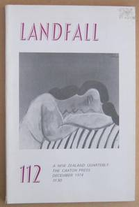 LANDFALL 112  A New Zealand Quarterly