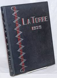 The 1929 La Torre, Volume XX. Published Annually by The Associated Students of San Jose State College