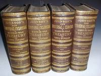 image of Johnson's New Universal Cyclopaedia: a Scientific and Popular Treasury of Useful Knowledge (in 4 Large volumes)