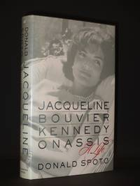 Jacqueline Bouvier Kennedy Onassis: A Life [SIGNED]