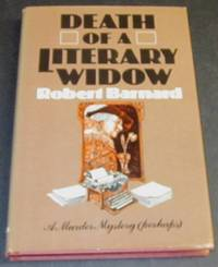 Death of a Literary Widow (signed 1st)