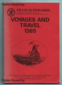 VOYAGES AND TRAVEL 1365.