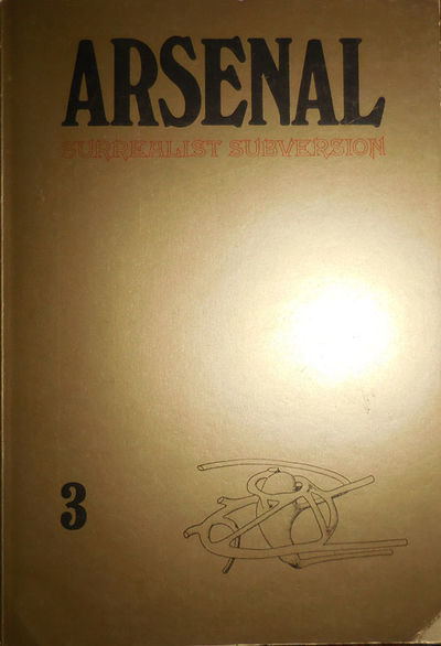Chicago: Arsenal, 1976. First edition. Paperback. Very Good +. Paperbound quarto. 120 pp. The third ...