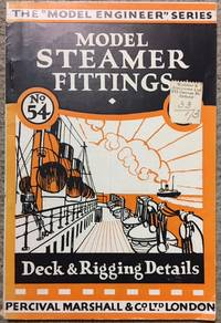 Model Steamer Fittings - Deck and Rigging Details by  Edward W Hobbs - Paperback - from Dial a Book and Biblio.com