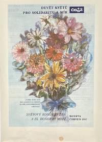 image of Devět květů pro solidaritu a mir [poster]