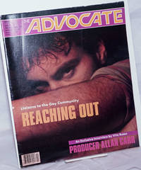 image of The Advocate: the national gay newsmagazine; #396, June 12, 1984; in two sections; Reaching Out