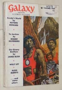 Galaxy Science Fiction, vol.28, no.1. February 1969