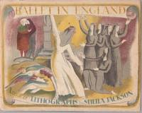 Ballet in England, a Book of Lithographs