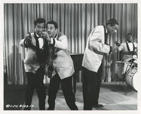 image of Don't Knock the Rock (Original photograph of The Treniers from the 1956 film)