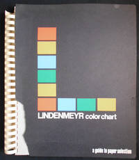 image of The Lindenmeyr Color Chart: A Guide to Paper Selection
