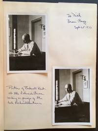Rockwellkentiana (With Original Pasted-On Photos of Rockwell Kent Working on the Book)
