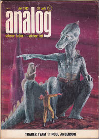 Analog Science Fiction / Science Fact, July 1965 (Volume 75, Number 5)