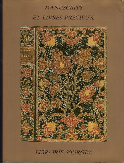 Chartres: Librairie Patrick et Élisabeth Sourget, 1997. First edition. Cloth. A near fine copy in a...