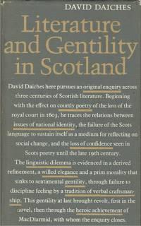 LITERATURE AND GENTILITY IN SCOTLAND