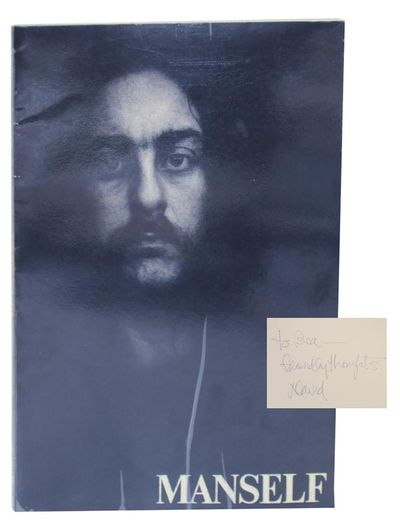 Austin, TX: Manself Press, 1973. First edition. Softcover. A collection of black and white photograp...