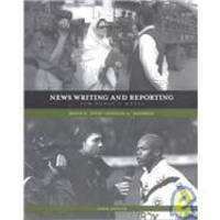 News Writing and Reporting for Today's Media by Bruce D Itule - Paperback - 2002-06-09 - from Books Express (SKU: 0072492120)