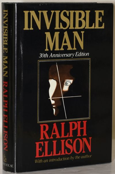 ABAA | INVISIBLE MAN  30th ANNIVERSARY EDITION  (Signed) by Ralph