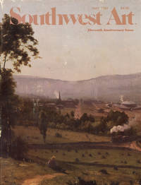 image of SOUTHWEST ART : ELEVENTH ANNIVERSARY EDITION :  Volume 11, No 12, May 1982