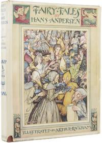 Fairy Tales by Hans Andersen. Illustrated by Arthur Rackham