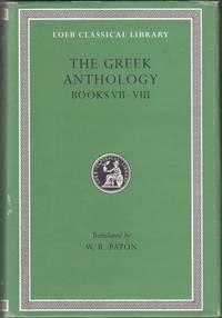 The Greek Anthology: v. 2