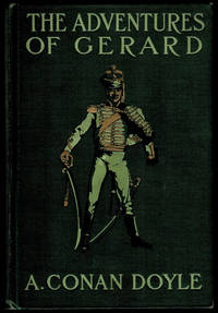 image of THE ADVENTURES OF GERARD. Illustrated by W.B. Wollen.