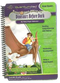Quantum Pad Learning System: Magic Tree House - Dinosaurs Before Dark