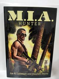 M. I. A. Hunter (SIGNED)