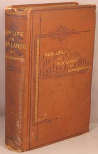 image of New Life In New Lands: Notes of Travel.
