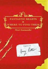 Fantastic Beasts and Where to Find Them by  J. K Rowling - First US edition-15th printing - from Alpha 2 Omega Books and Biblio.com