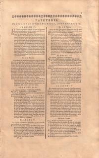 image of Papeterie. (Paper making). From Encyclopedie, ou dictionnaire raisonne des sciences, des arts et des metiers.