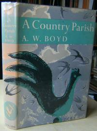 A Country Parish - Great Budworth in the County of Chester   [Richard Fitter's copy]