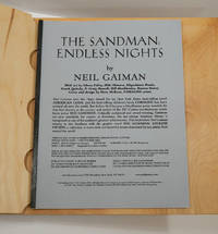 image of THE SANDMAN: ENDLESS NIGHTS. [Galley Proof]