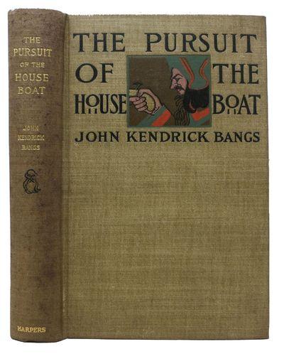 New York: Harper & Bros, 1897. 1st edition, 2nd state (BAL 731; De Waal 5811). Hardback. VG (sp some...