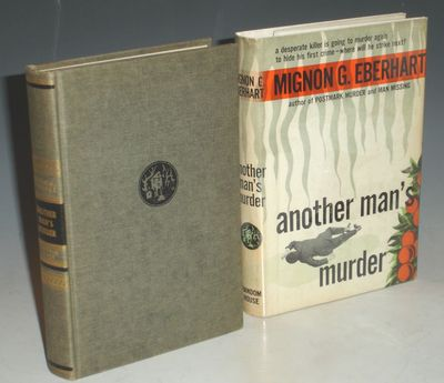 New York; (1957): Random House. First Edition. Octavo. 240pp. Mystery of atmosphere and suspense, se...