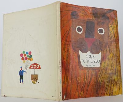 World, 1968. 1st Edition. Hardcover. Very Good/Very Good. Artist's first illustrated children's book...