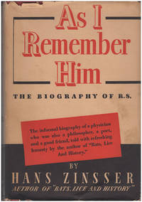 As I Remember Him: The Biography of R.S